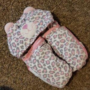 3/$12 New baby towel